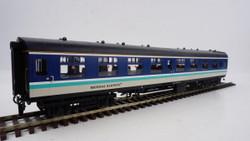 Heljan Mk1 TSO Regional Railways B4 Bogies O Gauge Coach HN4917