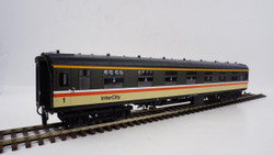 Heljan Mk1 FK InterCity Executive B4 Bogies O Gauge Coach HN4934