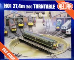 Heljan Operating Turntable (DCC Ready) OO Gauge Track Track HN89121