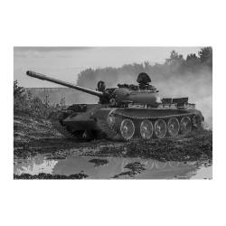 Italeri 7081 Russian MBT T-55  1:72 Model Tank Kit
