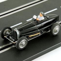 Le Mans Miniatures Bugatti Type 50 Black LMM132083M 1:32 Scale