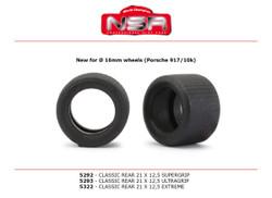 NSR Classic Rear 21x12.5 Supergrip for 16'' Diameter Wheels NSR5292 1:32 Scale