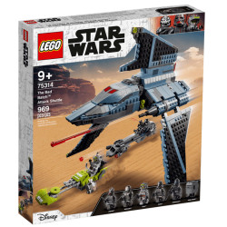 LEGO Star Wars 75314 The Bad Batch Attack Shuttle 969pcs Age 9+