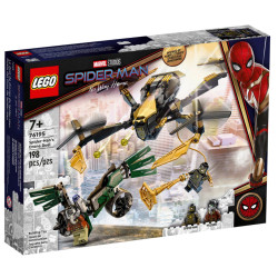 LEGO Super Heroes 76195 Spider-Man's Drone Duel 198pcs Age 7+