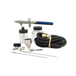 BADGER Airbrushes 150 Professional Set, Fine, Medium & Large Heads BA1505 150-5
