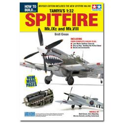 TAMIYA Catalogue ADH5 How To Build Tamiya's Spitfire