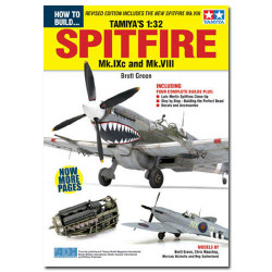 TAMIYA Catalogue ADH5 How To Build Tamiya's Spitfire