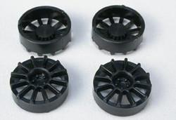 NSR 12 Spokes Black (4) NSR5430