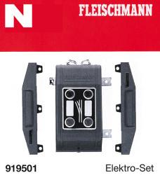 Fleischmann Profi Track Turnout Electrification Set N Gauge FM919501