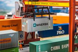 FALLER Maersk 20' Container V HO Gauge 180820