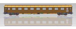 PIKO Expert DB Avmz111 IC 1st Class Coach IV HO Gauge 59660