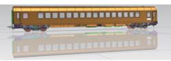 PIKO Expert DB Apmz121 IC 1st Class Coach IV HO Gauge 59661