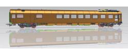 PIKO Expert DB ARmz211 IC Dining Coach IV HO Gauge 59662