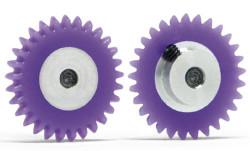 SLOT.IT 29 Teeth Hex Screw M2 Plastic 16mm SIGA1629-PL