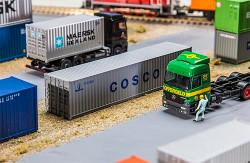 FALLER Cosco 40' Hi Cube Container V HO Gauge 180845