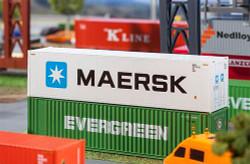FALLER Maersk 40' Hi Cube Container V HO Gauge 180847