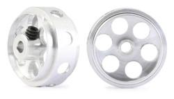 NSR 3/32 Aluminium Wheels Front 16.5mm Diameter No Air (2) NSR5009