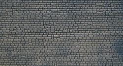 FALLER Natural Cut Stone Decorative Sheet 370x125x6mm (2) HO Gauge 170804