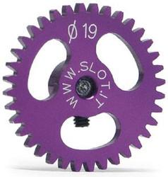 SLOT.IT 36 Teeth Lightened Hex Screw M2 Ergal 19mm SIGS1936