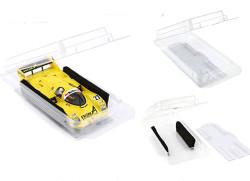 SLOT.IT Clamshell Box For 1:32 Slot Cars (1) SISP36