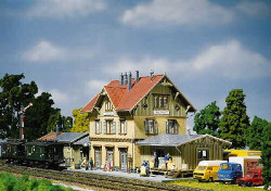 FALLER Guglingen Station Model Kit I HO Gauge 110107