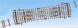 Rocoline (DKW15) Double Slip 15 Degree HO Gauge RC42451