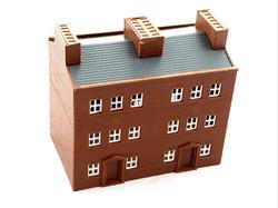 Kestrel Three Storey Townhouse Kit N Gauge GMKD27