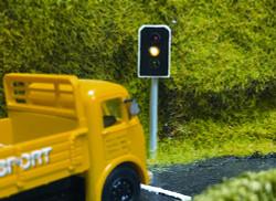 Train Tech Traffic Light OO/HO Working - two pack HO/OO Gauge TTTL10P