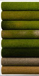 NOCH Dark Green Meadow Deep Green Grass Mat 120x60cm HO Gauge Scenics 00230