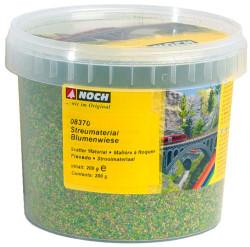 NOCH Flower Meadow Scatter Material (200g) HO Gauge Scenics 08370