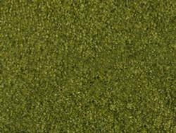 NOCH Mid Green Leafy Foliage 20x23cm HO Gauge Scenics 07300