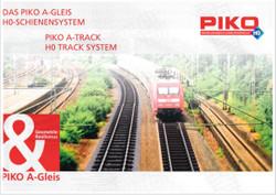 PIKO A-Track Leaflet HO Gauge 99556