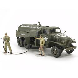 TAMIYA 32579 US Airfield Fuel Truck 1:48 Military Model Kit