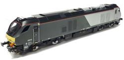 Dapol Class 68 015 Chiltern Early Service OO Gauge DA4D-022-012