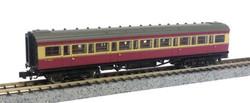 Dapol Maunsell BR 3rd Class Coach Crimson/Cream 2352 N Gauge DA2P-012-700