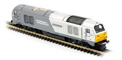 Dapol Class 67 014 Thomas Telford Wrexham & Shropshire N Gauge DA2D-010-004