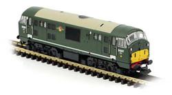 Dapol Class 22 D6327 Disc Headcode Green AYP N Gauge DA2D-012-011