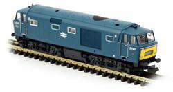 Dapol Class 35 Hymek D7007 BR Blue SYP Double Arrow N Gauge DA2D-018-009