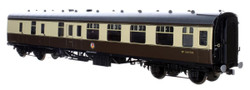Lionheart BR Mk1 (WR) BSK Chocolate/Cream Unnumbered (DCC-Fitted) O Gauge