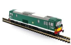 Dapol Class 73 E6004 BR Grey/Green Solebar OO Gauge DA4D-006-010