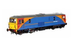 Dapol Class 73 235 South West Trains OO Gauge DA4D-006-012