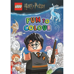 LEGO Harry Potter: Fun to Colour Buster Books