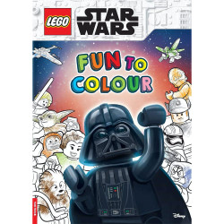 LEGO Star Wars: Fun to Colour Buster Books