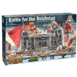 Italeri 9165 Berlin 1945  - Fall of the Reich 1:72 Plastic Model Kit