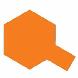TAMIYA Acrylic Paint 10ml - X-26 Clear Orange - Model Kit Paint Humbrol