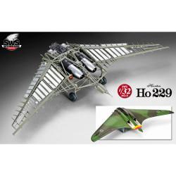 Zoukei Mura SWS08 Horton Ho 229 1:32 Model Aircraft Kit