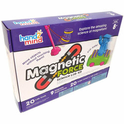 Learning Resources Magnetic Force Science Lab Kit 90740