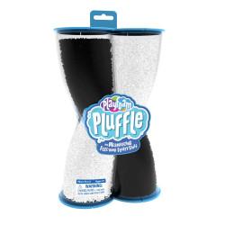 Playfoam Pluffle Twist Black & White - Craft Play foam