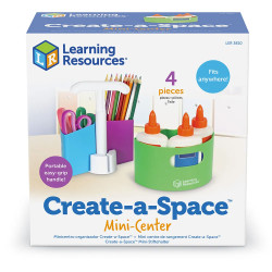 Learning Resources Create-A-Space Mini-Center 3810