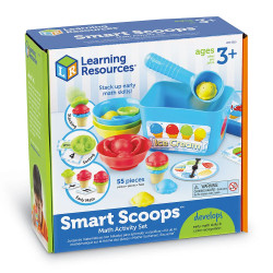 Learning Resources Smart Scoops Math Activity Set 6315